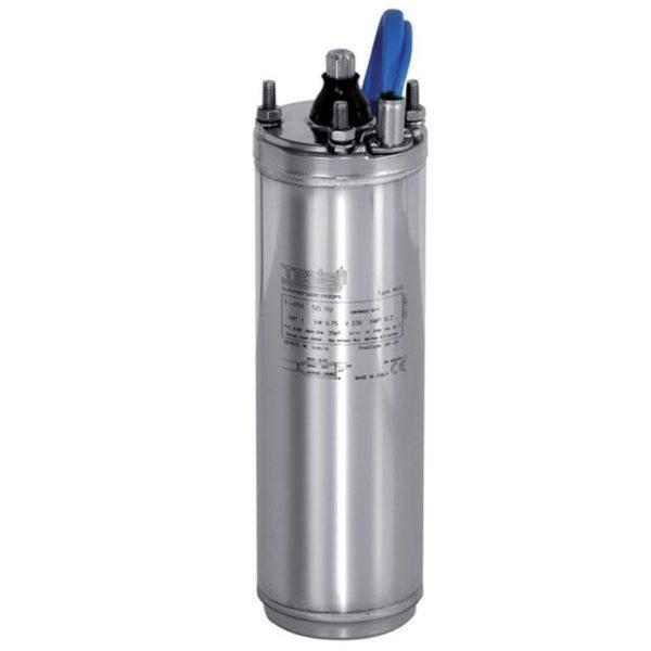 Giluminio siurblio variklis 4″OL 0,37kW TESLA (Vienfazis)