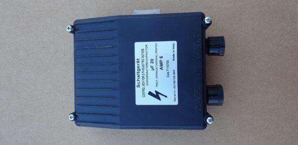 Siurblio valdymo ir apsaugos pultas 0,55kW